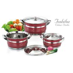 Toshiba Colour Studio Stainless Steel Utensils