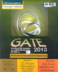 GATE 2013 Electronics Communication Engg