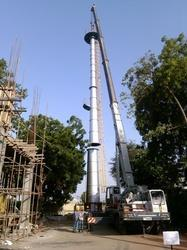 Chimney Fabrication and Erection Work