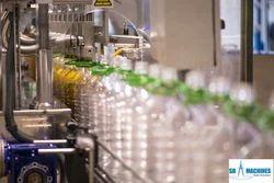 Soft Drink Glass Bottling Machine