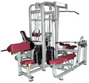 4 Stack 8 Workout Multi Gym Commercial use