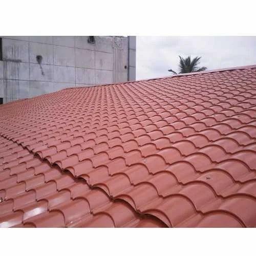 Metal Tile Roofing Sri Mahalakshmi Enterprises