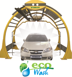 Touchless Car Wash Systems
