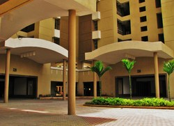 Entrance Lobbies Of Srishti Residential Complex