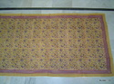 hand block print dupatta scarf