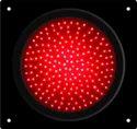 Red LED Traffic Signal