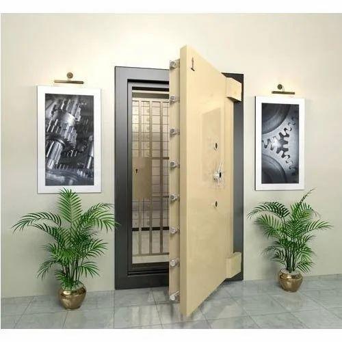 & Strong Room Doors - Vault Strong Room Doors Manufacturer from Coimbatore