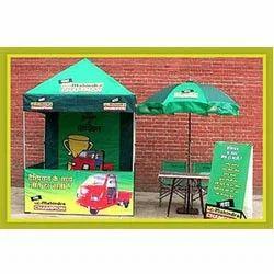 Advertisement Canopy Tent