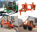 Multifunctional Cable Drum Trailer