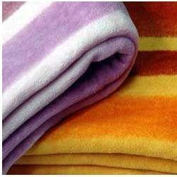 Printed Fleece Blanket