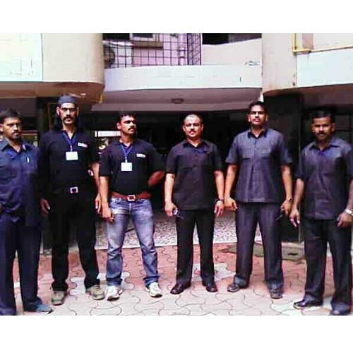 industrial security guards and personal bodyguard service provider
