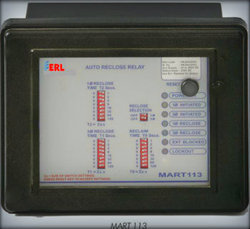 Numerical Auto Reclose Relay : Single shot Type