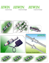 hiwin linear actuator for industrial application
