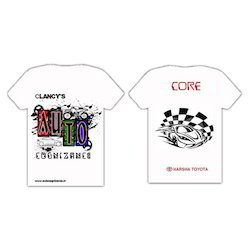 Multi Colour Transfer T Shirts