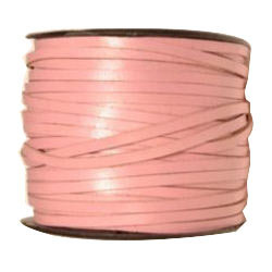 Flat Leather String
