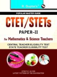 CTET STETs Paper-II For Mathematics Science Teachers Guide