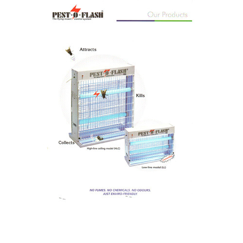 Electric Insect Killer Machine