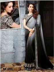 Fancy Stylish Designer Party Wear Saree