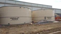 Round Corrugated Metal Tanks