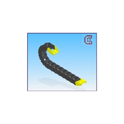 Open Type Cable Drag Chains