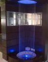 Curtain Fountain