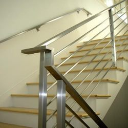 SS Metal Balustrade