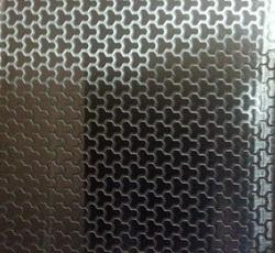 Decorative Stainless Steel Etching Finish