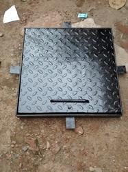 Heavy Duty Earth Pit Cover