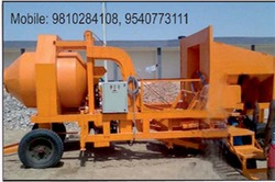 Mobile Plant On Hire Basis