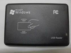 USB Interface 125Khz EM4100 RFID Card