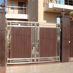 Stainless Steel Gate - Manufacturer from Bhubaneswar