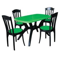 Plastic Dining Table With Chair