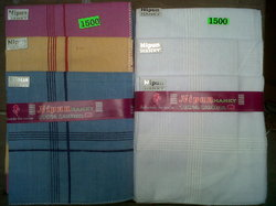 Gents White and Colored Hankies
