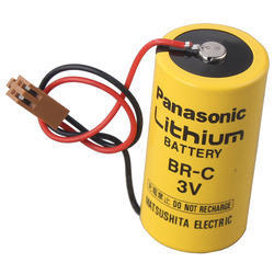 Panasonic BR C 3V Lithium Battery For CNC And Fanuc