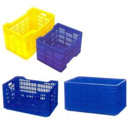 Plastic Crate Manufacturers.