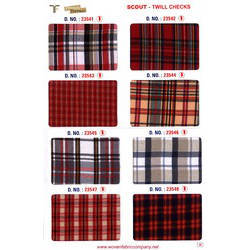 School Uniform Shirting Fabric - PG13