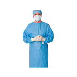 Disposable Reinforced Gowns