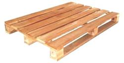 Wooden Pallet Four Way