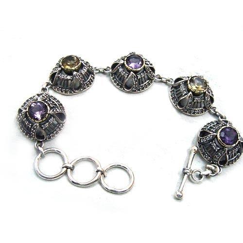 Cutstone Bracelet