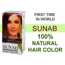 Natural Hair Color Dye - Natural Hair Color Service Provider from Noida
