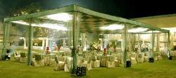 Designer Luxury Tent