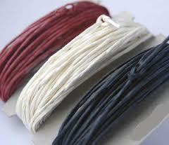 Paper Ropes for Bag Scrapbooking