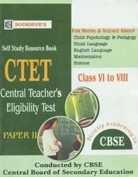 CTET Paper II Class VI to VIII - Book