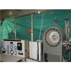 Combined Setup of Pelton Wheel Turbine & Multi Stage