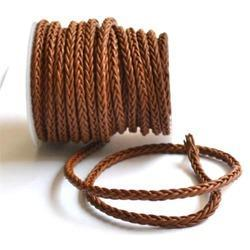 Leather Braided Cord