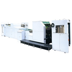 High Speed Automatic Spot UV Coating Machine