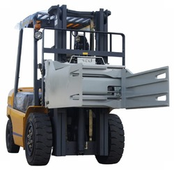 Rent Forklift Bale Clamp