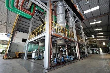 Neem Oil Extraction Plant