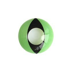 Green Cat Eyes Color Contact Lens
