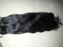 Natural Color Natural Straight Indian Hair